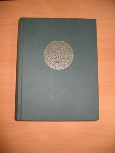 Foto des Buches auf meinem Schreibtisch