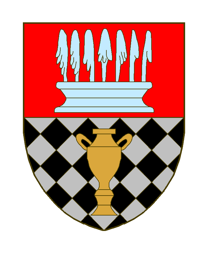 Wappen der Familie Boch.