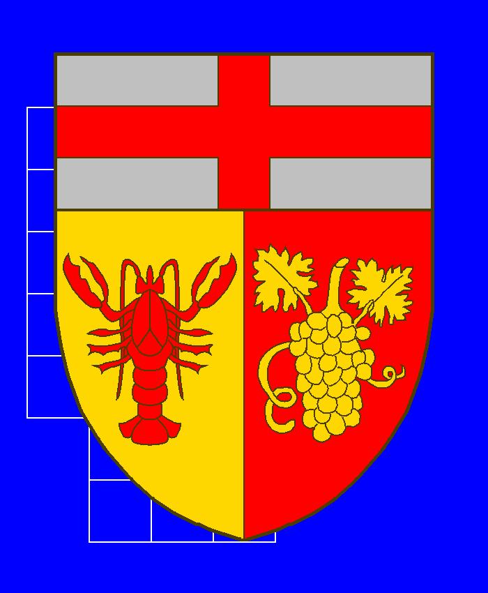 Die Wappen in der Verbandsgemeinde Bernkastel-Kues
