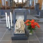 Grabmal des Apostels Mathias