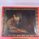 Caritas romana von  J.P. Weber 1769