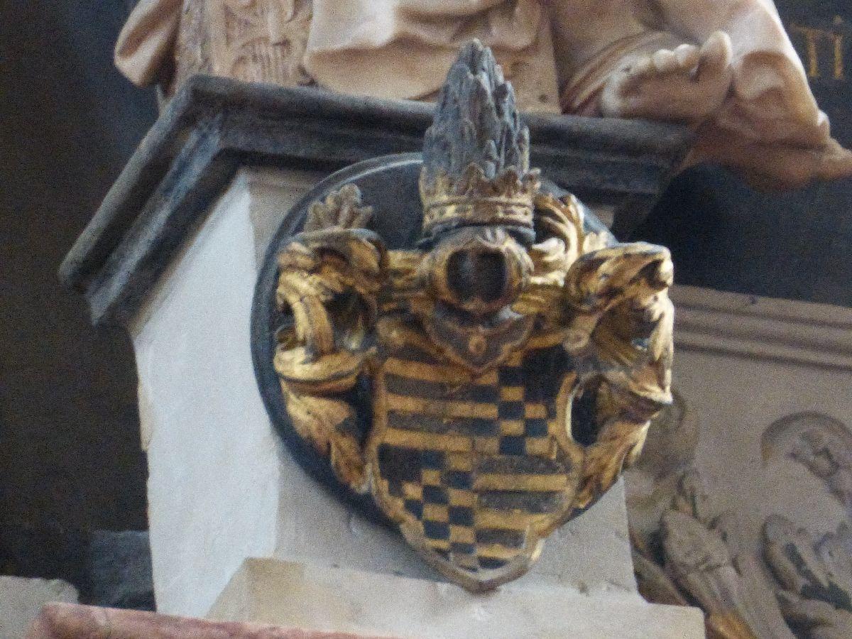 """Der """"Metternich-Altar"""" im Trierer Dom"""
