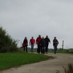 Wanderung mit der Agulia Igel