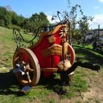 Nachtrag: Ein paar Fotos vom Igeler Säulenfest