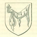 Arms of De Mohun.