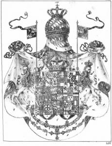 OTvH. Wappenentwurf für ein neues bayerisches Staatswappen