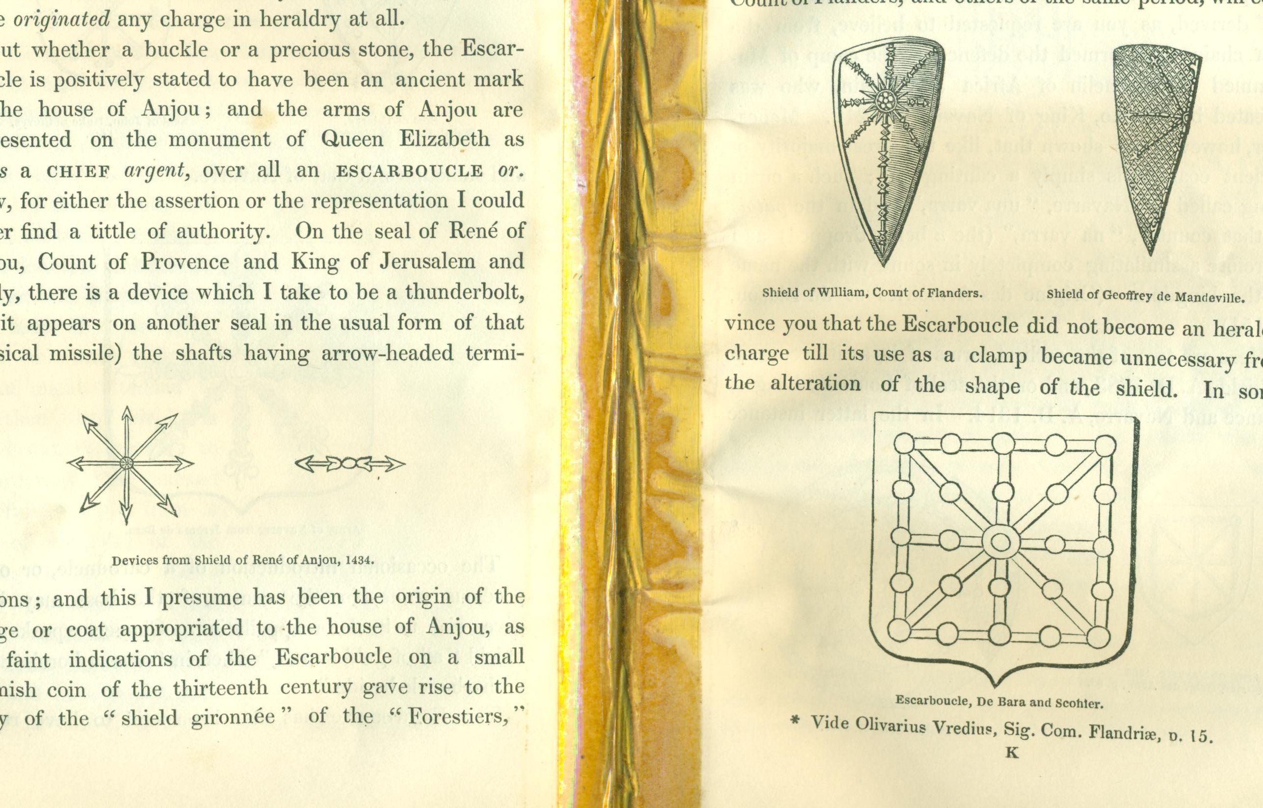 Eine Beispielseite aus dem Original.