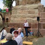 Der Sänger Thomas Kiessling