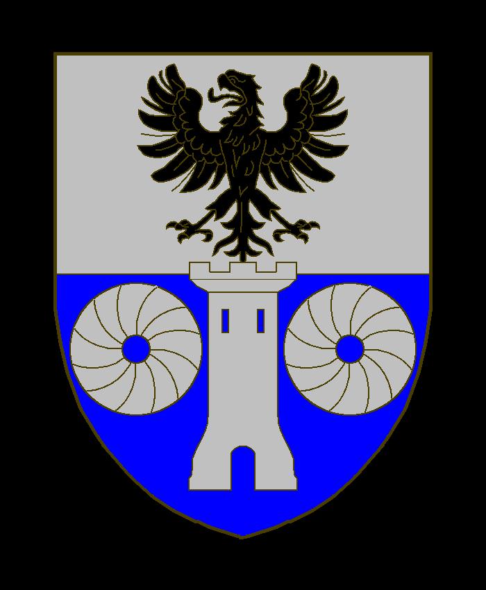 Das Wappen von Moritz Villeroy