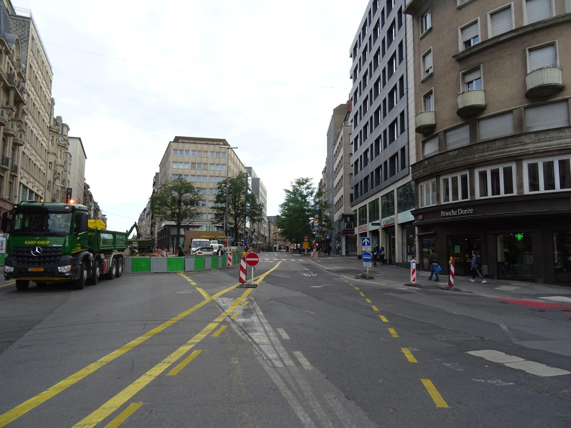 Mit Rad und Bahn von Igel nach Strassen