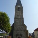 Kirchturm von Küntzig