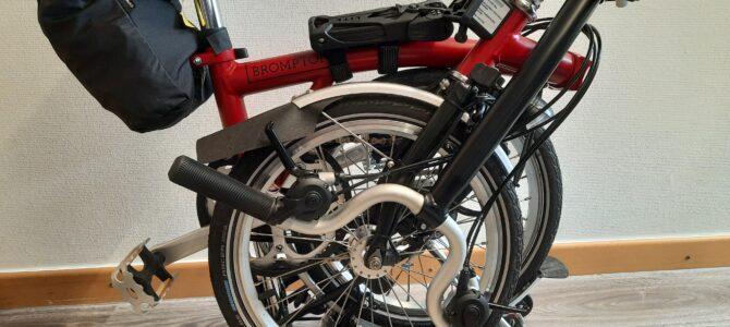 Ich habe mir wieder ein Faltrad gekauft: das Brompton