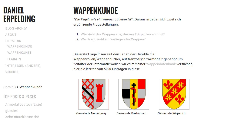 Das 5000. Wappen: Neuerburg
