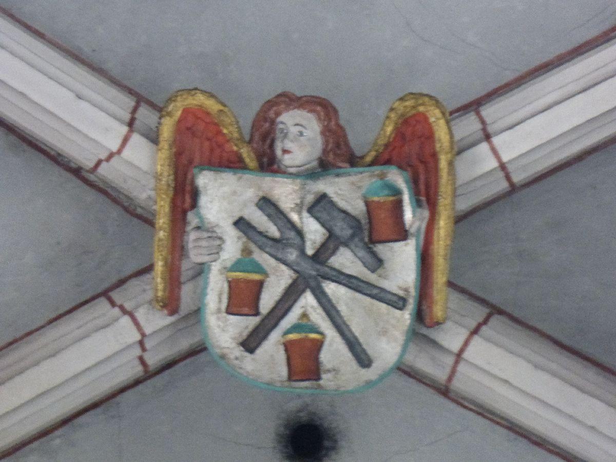 Fotos aus der Abtei Sankt Mathias in Trier
